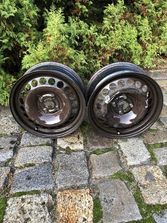 Felgi stalowe 6Jx15 4x100 Opel