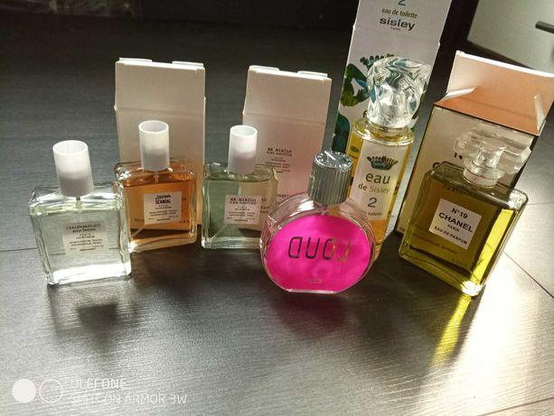 Остатки парфюмерии из магазина