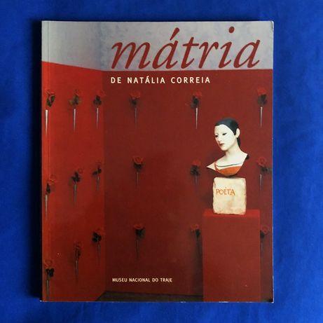 Natália Correia MÁTRIA