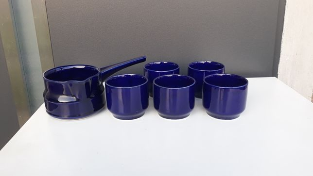 Porcelit Tułowice/kobalt
