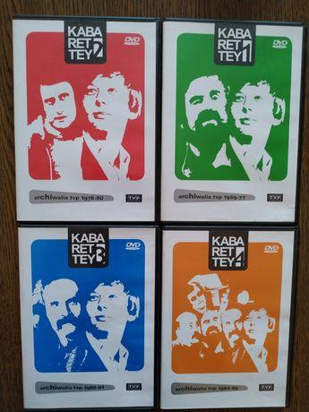 Kabaret Tey 4 DVD