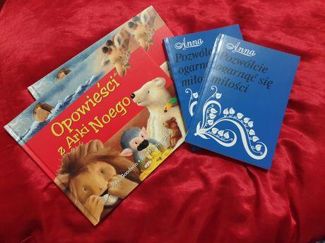 Książki dla dzieci i dorosłych za czekoladę.