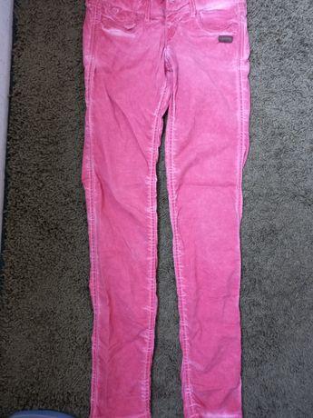 Штани рожеві під джинс