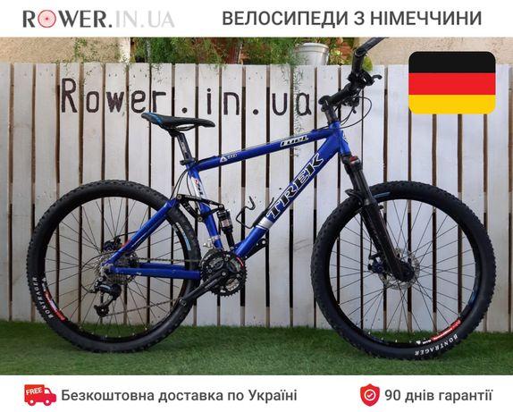 Велосипед двохпідвіс бу Trek Fuel 70 26 M2 / Велосипеды двухподвес