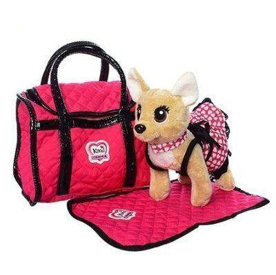 Собачка Кикки музыкальная, интерактивная игрушка для девочек