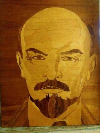 Картина СССР Ленин Владимир Ильич