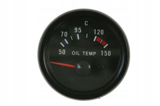 Zegar wskaźnik temperatura oleju VDO look