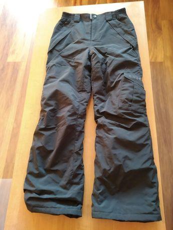 Markowe spodnie narciarskie CHIEMSEE rozmiar 164 czarne