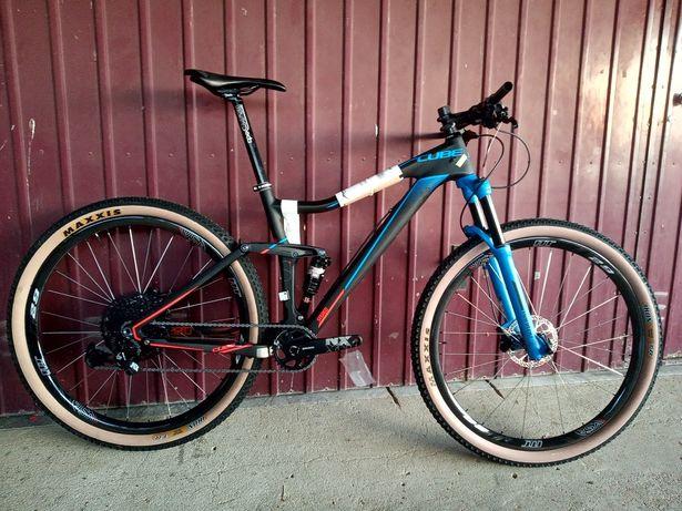 Bicicleta Carbono Cube Stereo HTC 29 Nova