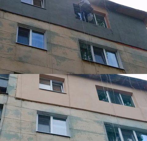 Утепление стен и фасадов качественно и быстро