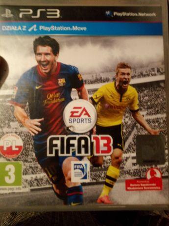 FIFA 13 na PS3