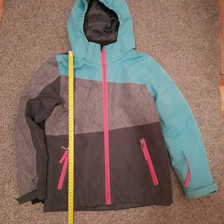 Дівоча курточка 8-10 років весняна куртка вітровка