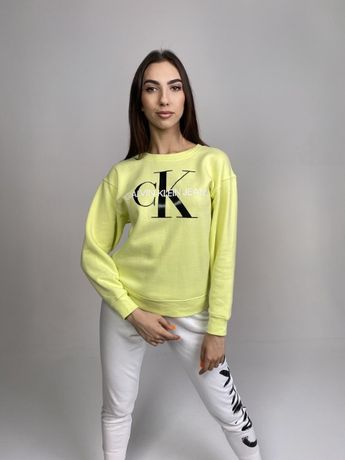 Свитшот Calvin Klein оригинал XS/S/M кофта худи