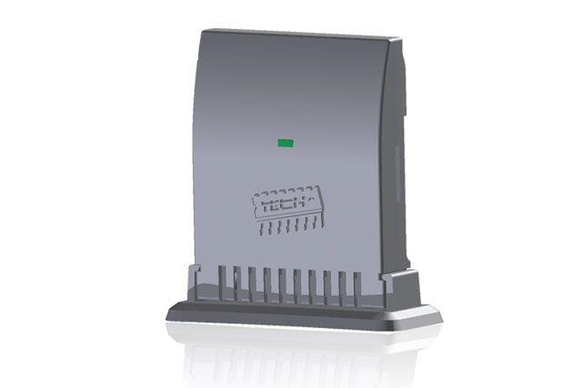 Czujnik temperatury zewnętrznej ST 291r do regulatorów Tech bezprzewod