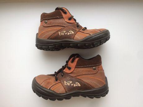 Демисезонные ботинки bama 24 размера, стелька 15 см