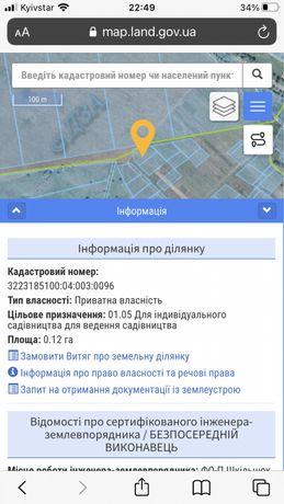 Продам земельну ділянку в с.Красне Перше