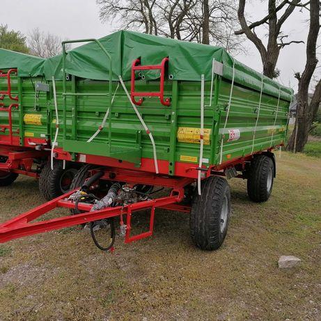 Przyczepa rolnicza PRONAR NAREW T 653/2 6T 2021rok