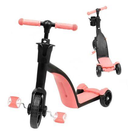 Самокат Велосипед  велобег трансформер 3в1