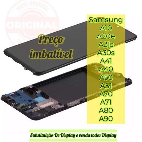 Samsung A10 A20e A21s A30s A40 A41 A50 A51 A70 A71 A80