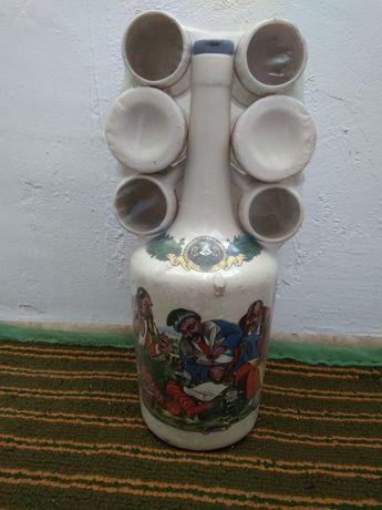 Бутылка+рюмки
