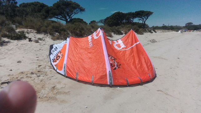 Asa Kite Surf Xtera 9mt + barra