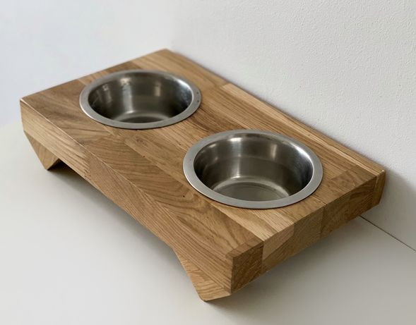Миска для кота /собаки (кормушка, поилка, столик)