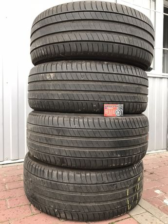 летняя резина шины 235/55 R17 Michelin 2016год 6мм