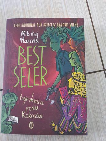 książka best seler i tajemnica rodu kokosów