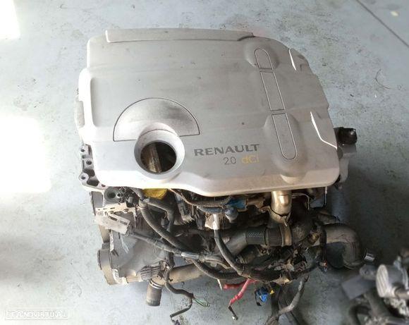 Motor para Renault Laguna III 2.0 dci M9RG742