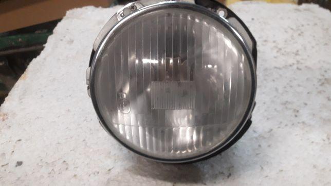 Lampa przednia DDR Ruhla do fiata 125p