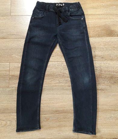 Spodnie jeansowe joggery CUBUS, rozmiar 140