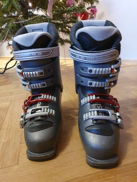 Damskie buty narciarskie Salomon Performa RS PRO r. 24-24.5