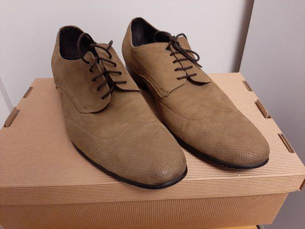 Eleganckie buty Kazar roz 44 nowe
