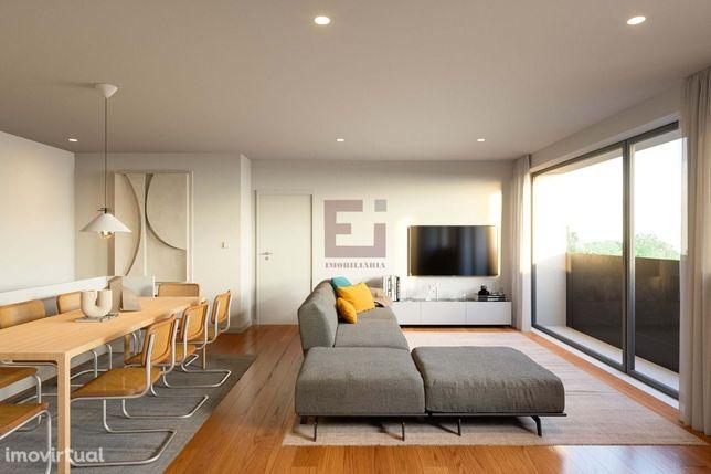 Apartamento T2com suite,  varanda e lugar de garagem, Praça das Flores