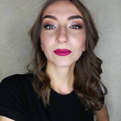 Визажист,профессиональный макияж