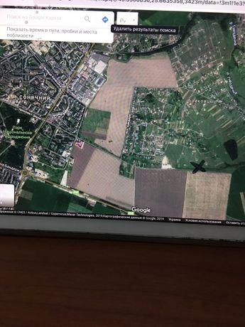 Земельна ділянка Байківці