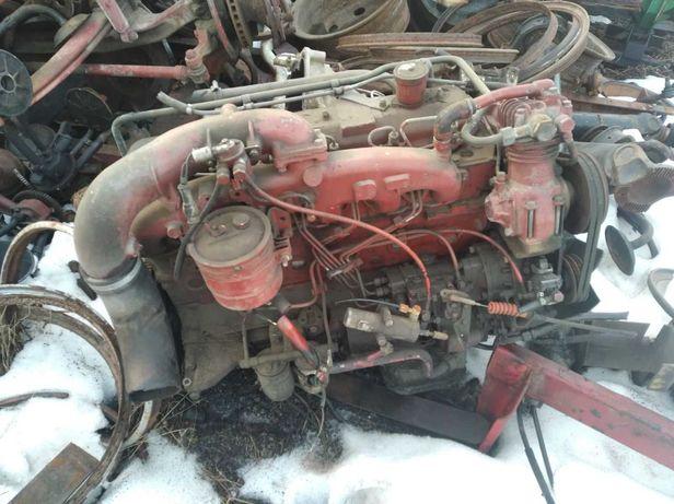 Двигатель iveco 6 цылиндров  с коробкой
