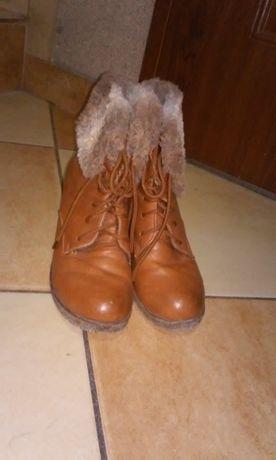 Ciepłe Zimowe buty