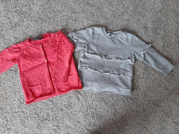 Bluza,sweterek,komplet
