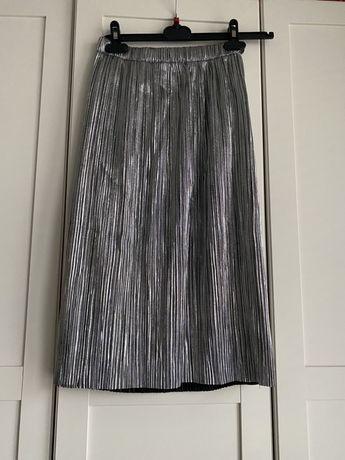 Parfois, srebrna spódnica, rozmiar 38