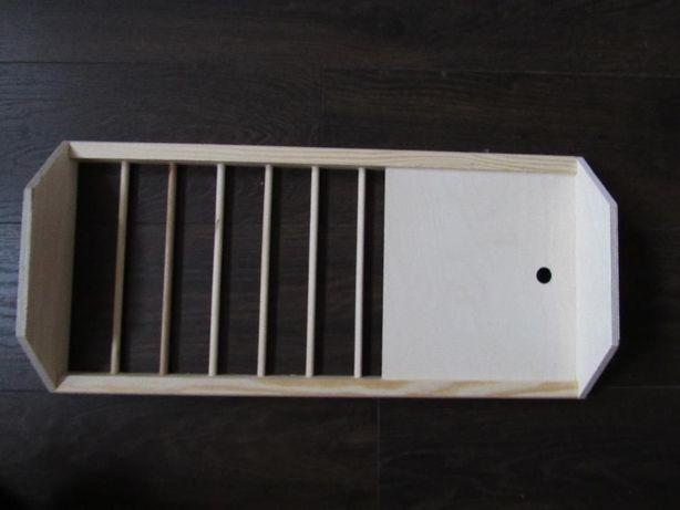 Ramka obrotowa do cel dla gołębi sklejka 50 x 27