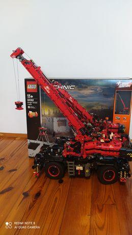 Lego technik dzwig 42082 nie kompletny !