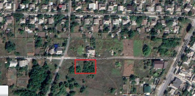 Продам 2 земельных участка в Романково