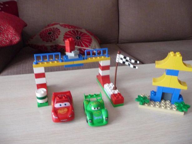 Lego duplo 5819 Tokio Racing Zyg Zag McQueen Kompletny !!!