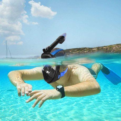 Mascara Snorkeling