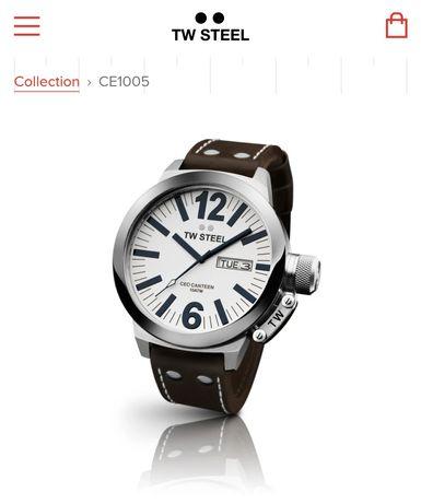 Часы TW Steel CE1005