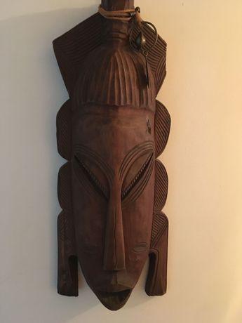 Máscara indígena