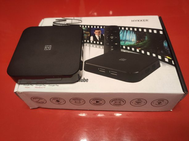 Smart Box Android Tv Hykker