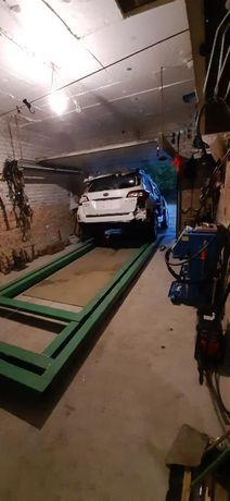 Кузовной ремонт после ДТП, из США, рихтовка, сварочные работы, стапель