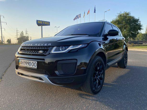 Land Rover Range Rover Evoque SE Premium 2017